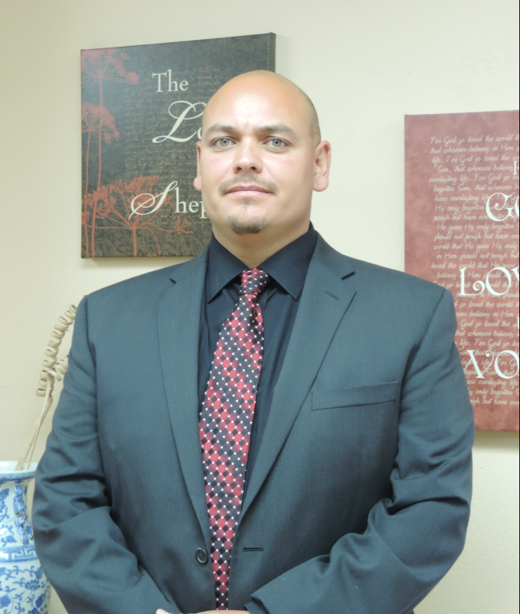 Pastor Anthony Martinez